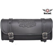 Universal Fitting Motorcycle Tool Bag With Eagle 12 Inch