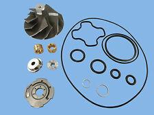 Powerstroke 7.3L GTP38 TP38 Turbo Compressor Wheel+Upgrade 360° Rebuild Kit