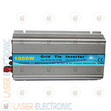 Inverter Solare On Grid Immissione in Rete Onda Pura 1000W In DC 20-45V AC 230V