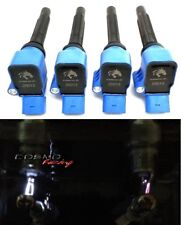 High Power Ignition Coils fit Audi A1/A3/A4/A5/A6/S3/TT/Q3/Q5/Q7 1.8L/2.0L Turbo