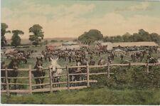 Postcard - Boughton Green Fair, nr Northampton