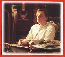 Titanic   LEONARDO DI CAPRIO  photo 8.30  in x 7.40 in  MOVIE PHOTO