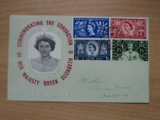 Elizabeth II (1952-Now) Great Britain First Day Covers (1953-1970)