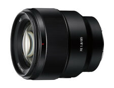Sony FE 85mm F1.8 Sel85f18 for E-mount Best