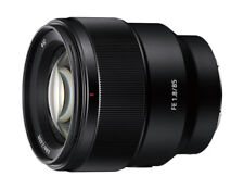 Sony FE 85 mm F1.8 Sel85f18 pour E-Mount