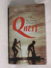 Quest: The Essence of Humanity (History), Pasternak, Charles, Excellent Book