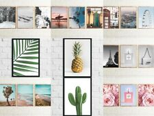 Photography Posters Prints Home Decor Room Art Pictures Girls Boys Gift