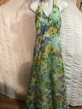 Vintage Women's Sheer Dress Size 7 made in USA