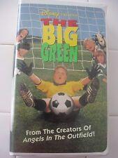 The Big Green (VHS, 1996, Clamshell)
