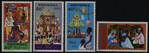 Senegal 462-5 MNH Christmas