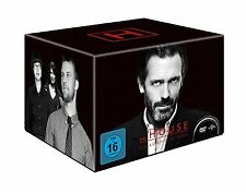 Dr. House - Die komplette Serie, Season 1-8 46 DVDs DEUTSCH DVD NEU Staffel