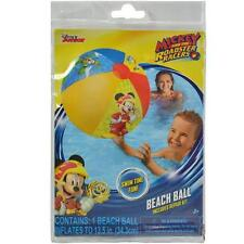 Disney Mickey Mouse & Friends Single Beach Ball Party Favor