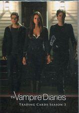 Vampire Diaries Season 3 Complete 72 Card Base Set