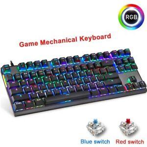 GK61 61 Keys Mechanical Gaming Keyboard Yellow Switch
