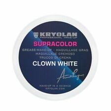 Kryolan Supracolor Bianco Clown 150 ml 250 gr Trucco professionale teatrale