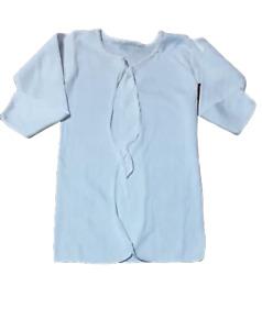 Langarm Flügelhemdchen Baby Binde Hemdchen Große 82 Baumwolle