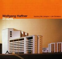 WOLFGANG HAFFNER, NILS LANDGREN & LARS DANIELSSON shapes (CD, album) acid jazz,