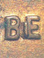 """BIE"" Error Wheat Cent LOT : 1957,1957 D, Cool Error Coins!"