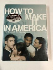 How to Make It in America: The Complete First Season 1 (DVD, 2011, 2-Disc Set)