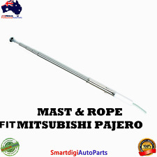 Antenna Mast & Rope For Mitsubishi Pajero NM - NP 2000-2006 Replace For AP262