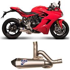 Auspuff Endkorper Motorrad Termignoni Ducati Supersport 2017 17 Endtopf Scream