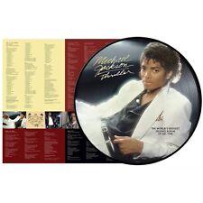 Michael Jackson - Thriller (1LP Picture Disc Vinyl) 2018 Epic NEU!