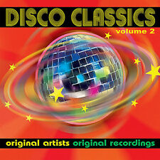 Various Artists - Vol. 2-Disco Classics [New CD]