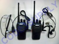 For Motorola DTR 650 PRO 5150 TX420 460 RMM 2050 Heavy Duty Throat Microphone
