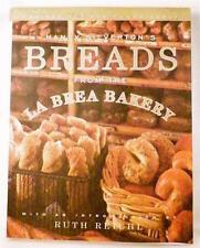 Breads From The La Brea Bakery Cookbook Nancy Silverton Great Condition