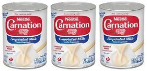 Nestle Carnation Evaporated Milk 3 Pack