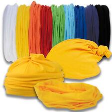 50 scaldacollo fascia bandana personalizzate stampate elastico