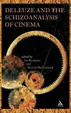 Deleuze and the Schizoanalysis of Cinema by Ian Buchanan (2008, Hardcover)