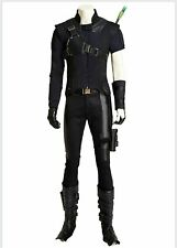 Avengers Captain America Civil War Hawkeye Battleframe cosplay costume