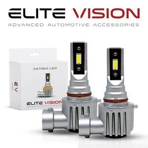 EV Astrea White 9005+H11 Combo LED Headlight Bulb High Low Beam for Chevrolet 6K