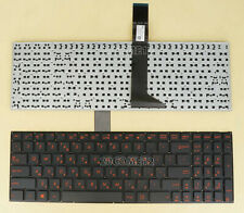 For Asus W508L W508M W518J W518L W518M D552C D552E Keyboard Hebrew Israel HB Red