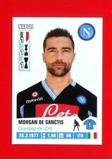 CALCIATORI Panini 2012-2013 13 -Figurina-sticker n. 273 - DE SANCTIS -NAPOLI-New