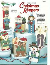 Christmas Keepers Plastic Canvas Instruction Patterns The Needlecraft Shop NEW