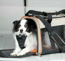 & KURGO WANDER CARRIER SMALL DOG CATS CARRY BAG COLLAPSIBLE  UP TO 18lBS 20:21