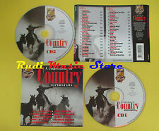 CD A COLLECTION OF COUNTRY compilation 99 NELSON CASH JENNINGS (C3) no mc lp