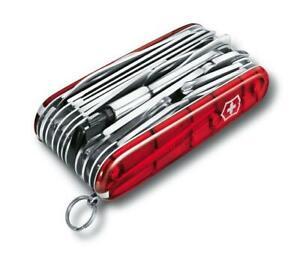 NEW Victorinox Swiss Champ XLT Pocket Knife (49 functions)- 1.6795.XLT