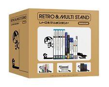 Retro & Multi Stand / Rakkasan / Game Watch Nintendo Parachute / Bookend