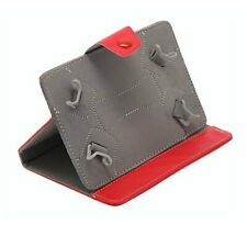 "Red 7"" INCH UNIVERSAL CASE COVER FITS Tablet Kindle Fire & eBook Readers Samsung"