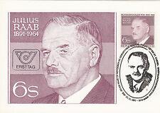 Raab Julius 90 Geburtst.   Maxik. .Österreich