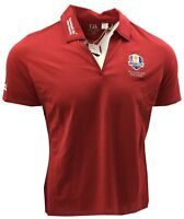 Cutter & Buck Ladies Dry Tec Ryder Cup Crested Golf Polo Shirt RRP£50