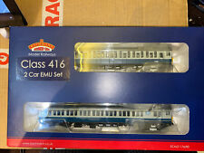 Bachmann OO 31-377 6238 BR Class 416 2 EPB Blue and Grey - Dcc Fitted Boxed