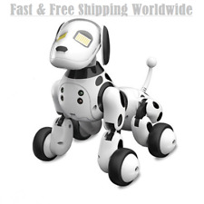 Robot Dog Electronic Pet Intelligent Wireless Talking Remote Control Kids Toys