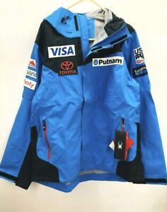 NEW 2018 US SKI TEAM Spyder Shell Jacket XXL Men's