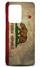 SAMSUNG GALAXY S SERIES PHONE CASE BACK COVER|CALIFORNIA US AMERICAN STATE FLAG
