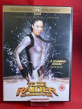 Lara Croft - Tomb Raider: The Cradle of Life DVD Angelina Jolie,  ( Dvd 2 )