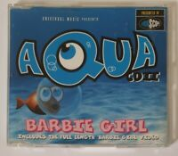 Aqua - Barbie Girl - UK Euro 4trk Remixes CD Single